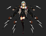 Elsword: Eve Code Nemesis by ForbiddenImmortality