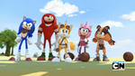 [Sonic Boom TV Series] CowBot by LuniiCookiez