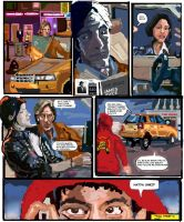 DCI Gene Hunt  Issue Page 2 by FuzzChile