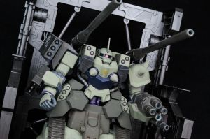 Send out the Zaku Tank! by xIGetUm
