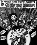 The Greatest Show Unearthed by janiceghosthunter