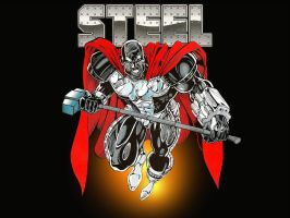 Steel by Superman8193