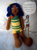 Pami Crochet Doll 2.0 by Biali