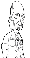 GTA2 - Redneck Uncoloured by Relentless666