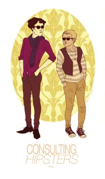 Consulting Hipsters by zielona-fabryka