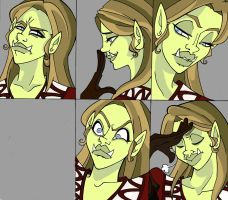 Mar making faces by XRed-EyeX