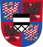 Coat of arms German-Moravia by TiltschMaster