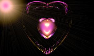Heart Light VIII by montag451