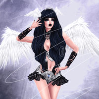 Angel of Death by Fluuffy