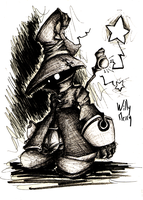 Vivi Ornitier -Sketch3 by willymerry