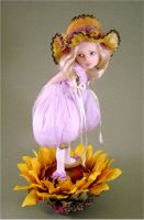 Flower Pixie by Inchelina