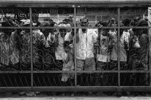People at the Gate by panuraj