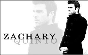Zachary Quinto : Dreamy by LexiDazzles