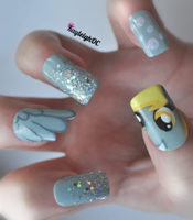 My Little Pony: Friendship is Magic - Derpy Hooves by KayleighOC