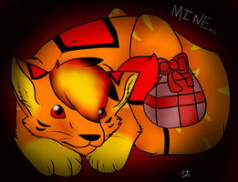 My christmas present by Letipup