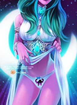 Tyrande's Secret :D by OlchaS