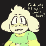 undertale comic!! by mushroomstairs