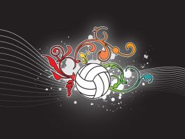 Fantasy Volley wallpaper by Elichan83