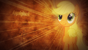 Applejack Wallpaper by SandwichDelta