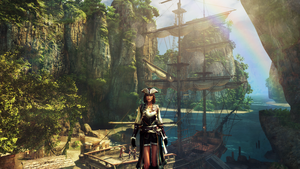 Assassin's Creed IV Multiplayer Wallpaper by inourdreams1