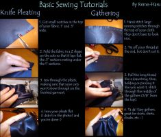 Basic Sewing Tutorial 1 by Reine-Haru