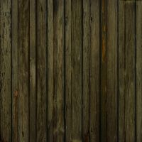 Weathered Exterior Wood Wall by Wailwulf