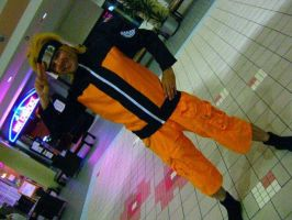 Naruto cosplay 9 by IronCobraAM