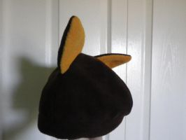 Doberman hat by Bwabbit