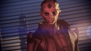 Thane Krios 01 by johntesh