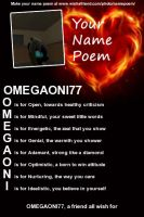 my name poem by omegaoni77