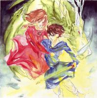 Tales From Earthsea by MNat