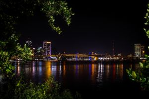 Framed Duval by 904PhotoPhactory