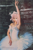 Lightning: The White Swan by unknownimouz15