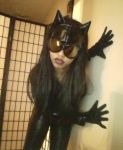 Catwoman (DC Comics) by minyeart