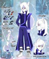Shiro ref by WhitePhox