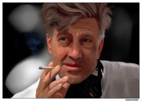 David Lynch by kriptoner