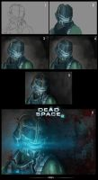 dead space_steps by Al2017