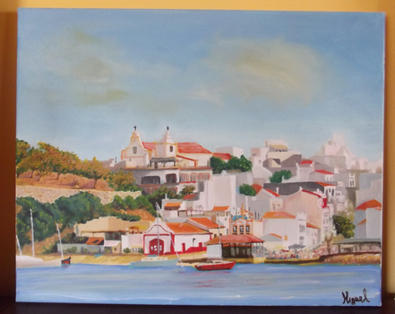 [sold] Alvor Landscape2 by miguelAGS