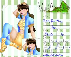 Kimberly Vra App by midknightshadow