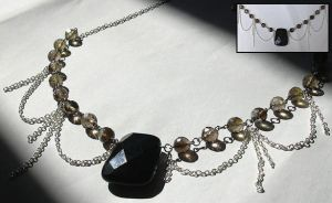 Eris Necklace by manson-brown