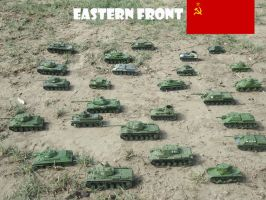 Eastern Front by DingoPatagonico