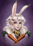 Xmas Bust commission for azshanola by Roots-Love