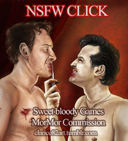 Mormor - Sweet bloody Games by RedPassion