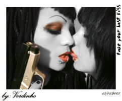 Take your last kiss by verdinho