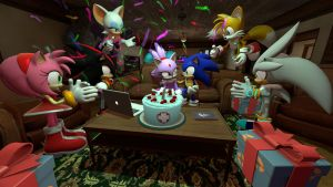 (SFM)Happy Birthday, Blaze (for my friend) by CipherHegehog064
