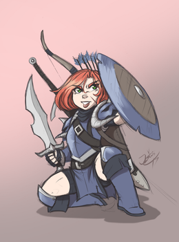 Ignagena by ThatweirdguyJosh