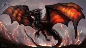 Lord Of Fire by Wotansvogel