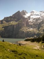 Oeschinensee by thedev