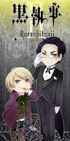 Alois + Claude by akimaro