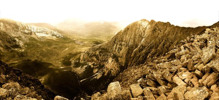 View From Katahdin by jedeye459